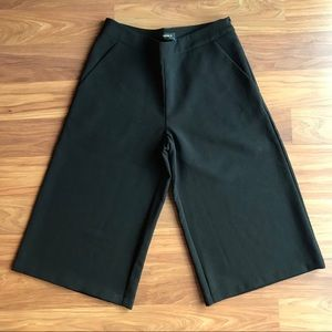 Worn Once - Forever 21 Dressy Culottes